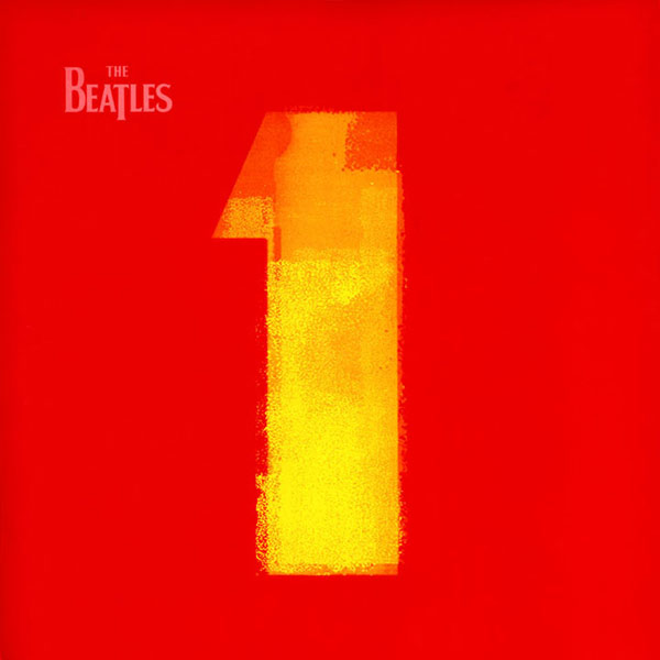 Copertina Disco Vinile 33 giri 1 [2 LP] di The Beatles