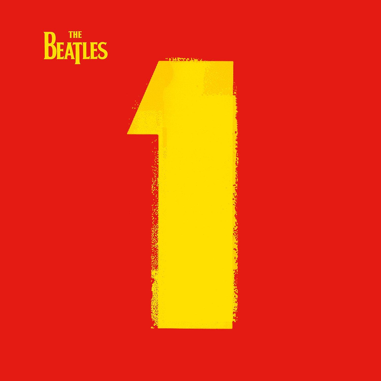 Copertina Disco Vinile 33 giri 1 [Cofanetto 2xLP] di The Beatles