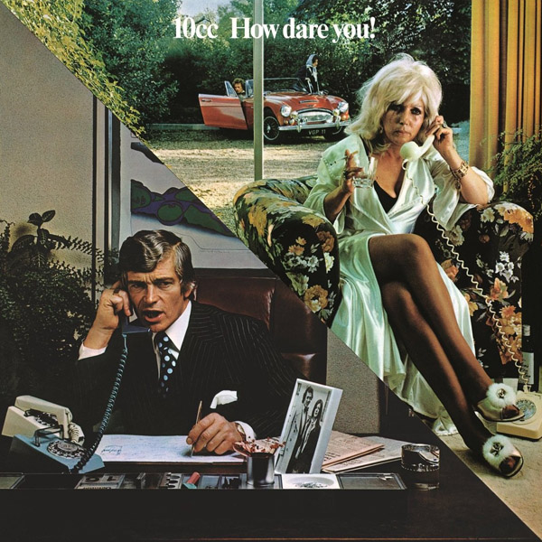 Copertina Disco Vinile 33 giri How Dare You! di 10cc