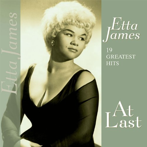 Copertina Disco Vinile 33 giri 19 Greatest Hits At Last di Etta James