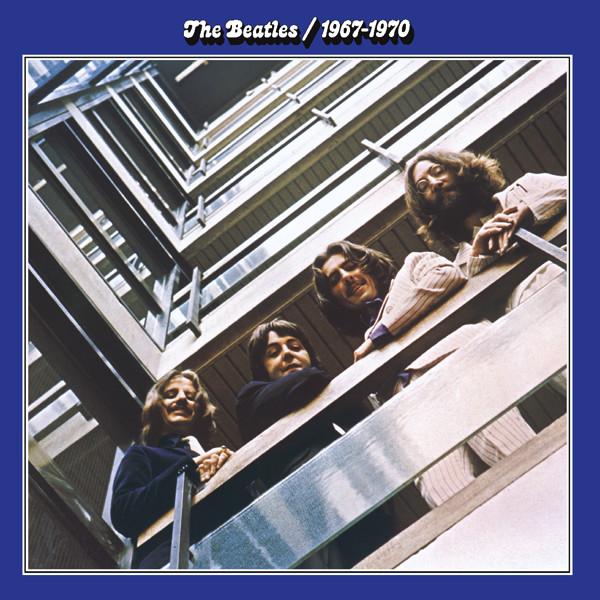 Copertina Disco Vinile 33 giri 1967-1970 [2 LP] di The Beatles