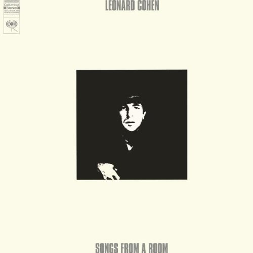 Copertina Disco Vinile 33 giri Songs from a Room di Leonard Cohen