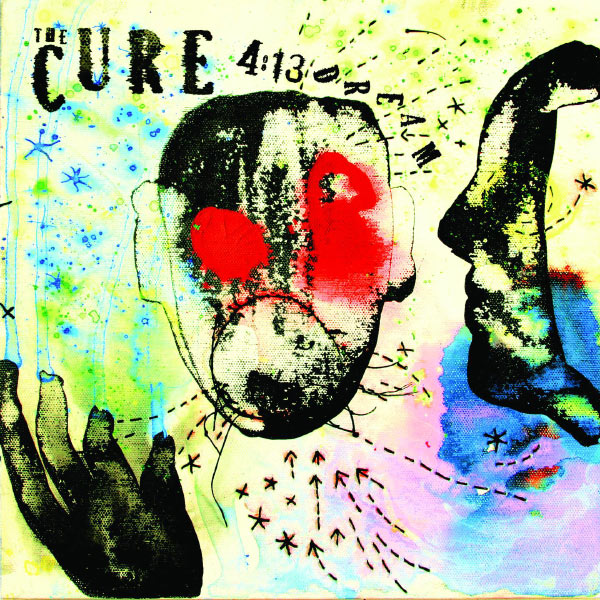 Copertina Disco Vinile 33 giri 4:13 Dream [2 LP] di The Cure