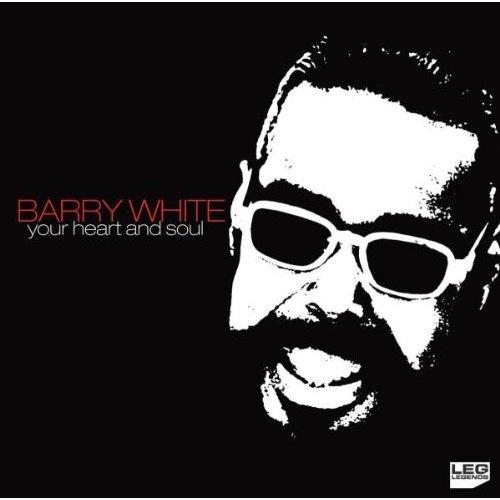 Copertina Disco Vinile 33 giri Your Heart and Soul di Barry White