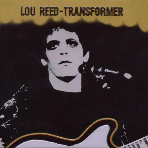 Copertina Disco Vinile 33 giri Transformer di Lou Reed