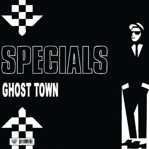 Copertina Disco Vinile 33 giri Ghost Town di The Specials
