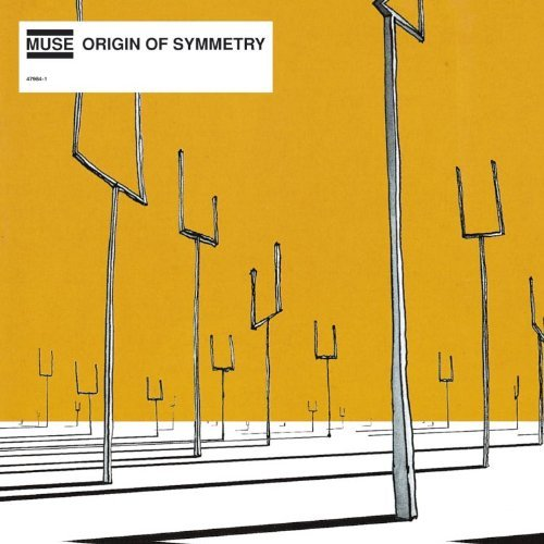 Copertina Disco Vinile 33 giri Origin of Symmetry [2 LP] di Muse