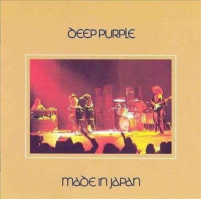 Copertina Disco Vinile 33 giri Made in Japan [2 LP] di Deep Purple