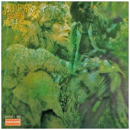 Copertina Disco Vinile 33 giri Blues From Laurel Canyon di John Mayall