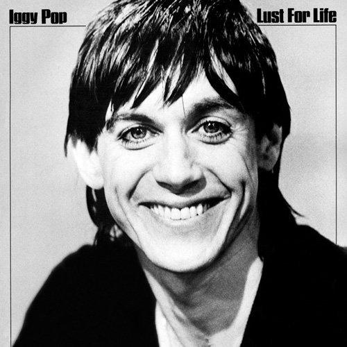 Copertina Disco Vinile 33 giri Lust For Life di Iggy Pop