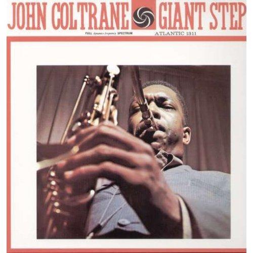 Copertina Disco Vinile 33 giri Giant Steps di John Coltrane
