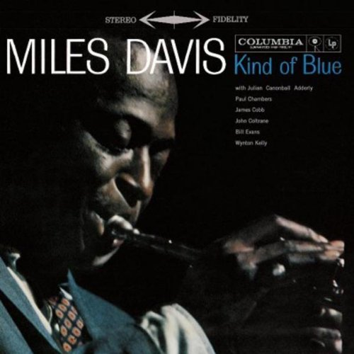 Copertina Disco Vinile 33 giri Kind of Blue [2 LP] di Miles Davis