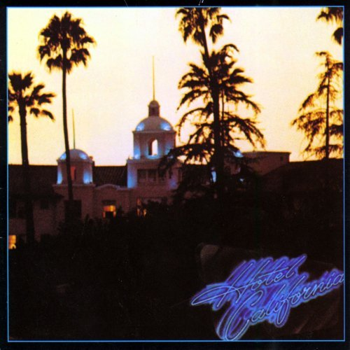 Copertina Disco Vinile 33 giri Hotel California di Eagles
