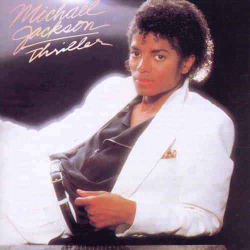 Copertina Disco Vinile 33 giri Thriller  di Michael Jackson