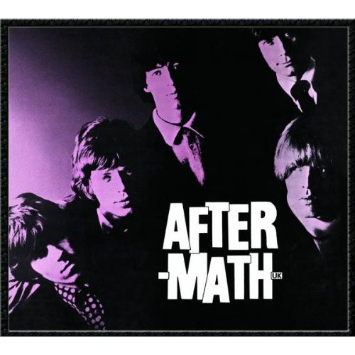 Copertina Disco Vinile 33 giri Aftermath di The Rolling Stones