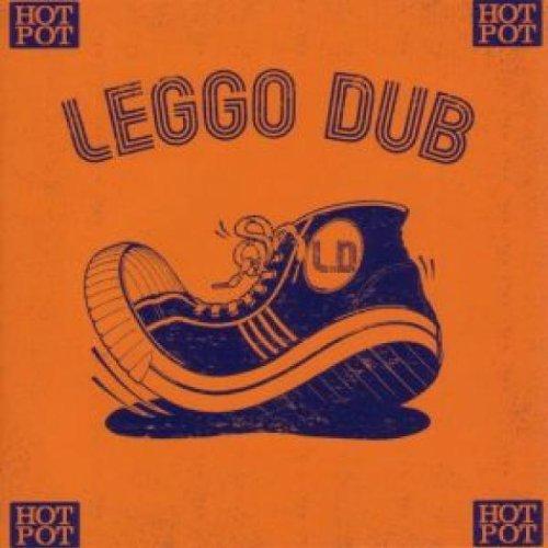 Copertina Disco Vinile 33 giri Leggo Dub di Hibbert Ossie