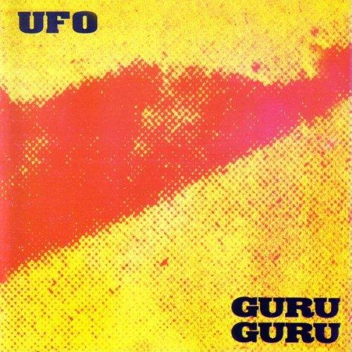 Copertina Disco Vinile 33 giri Ufo di Guru Guru