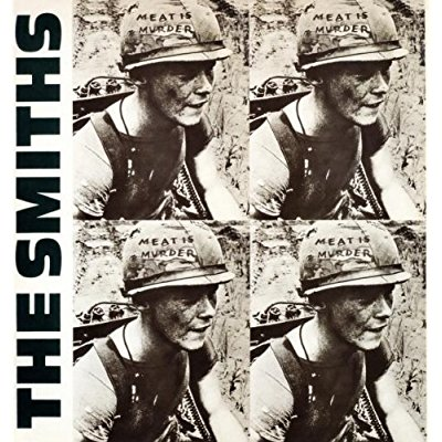 Copertina Disco Vinile 33 giri Meat is Murder di The Smiths
