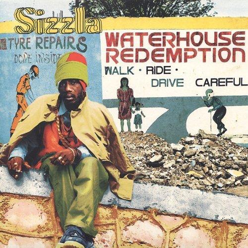 Copertina Disco Vinile 33 giri Waterhouse Redemption  di Sizzla