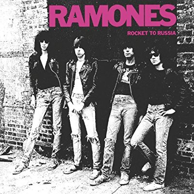 Copertina Disco Vinile 33 giri Rocket to Russia di Ramones