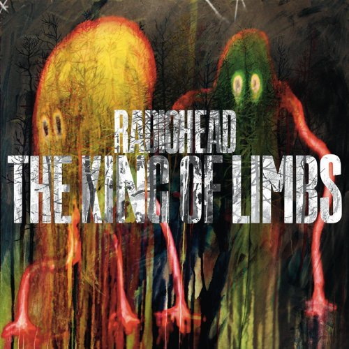 Copertina Disco Vinile 33 giri The King of Limbs di Radiohead