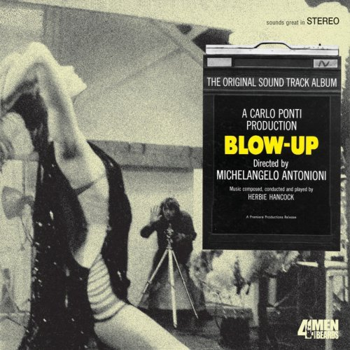 Copertina Disco Vinile 33 giri Blow Up 