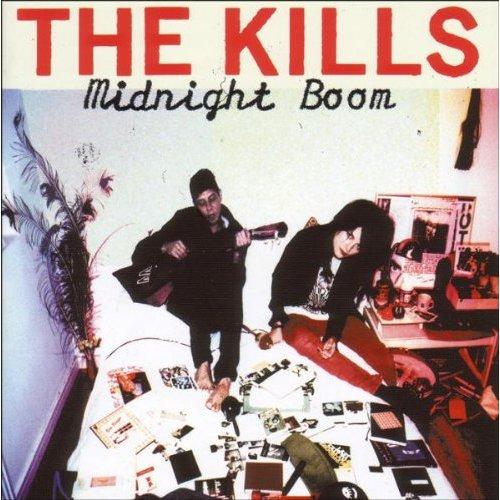 Copertina Disco Vinile 33 giri Midnight Boom di The Kills