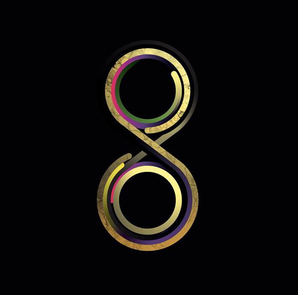 Copertina Vinile 33 giri 8 di Subsonica