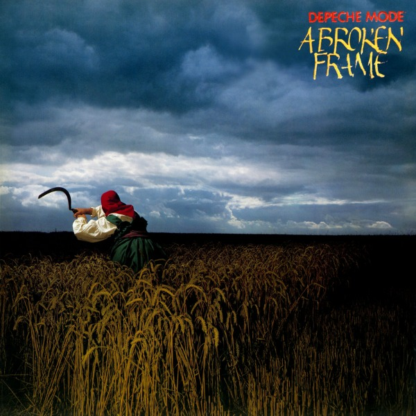 Copertina Disco Vinile 33 giri A Broken Frame di Depeche Mode