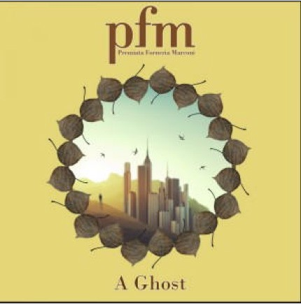 Copertina Disco Vinile 33 giri A Ghost [LP+CD] di Premiata Forneria Marconi