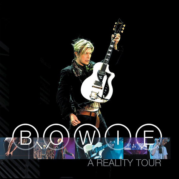 Copertina Disco Vinile 33 giri A Reality Tour [3 LP] di David Bowie