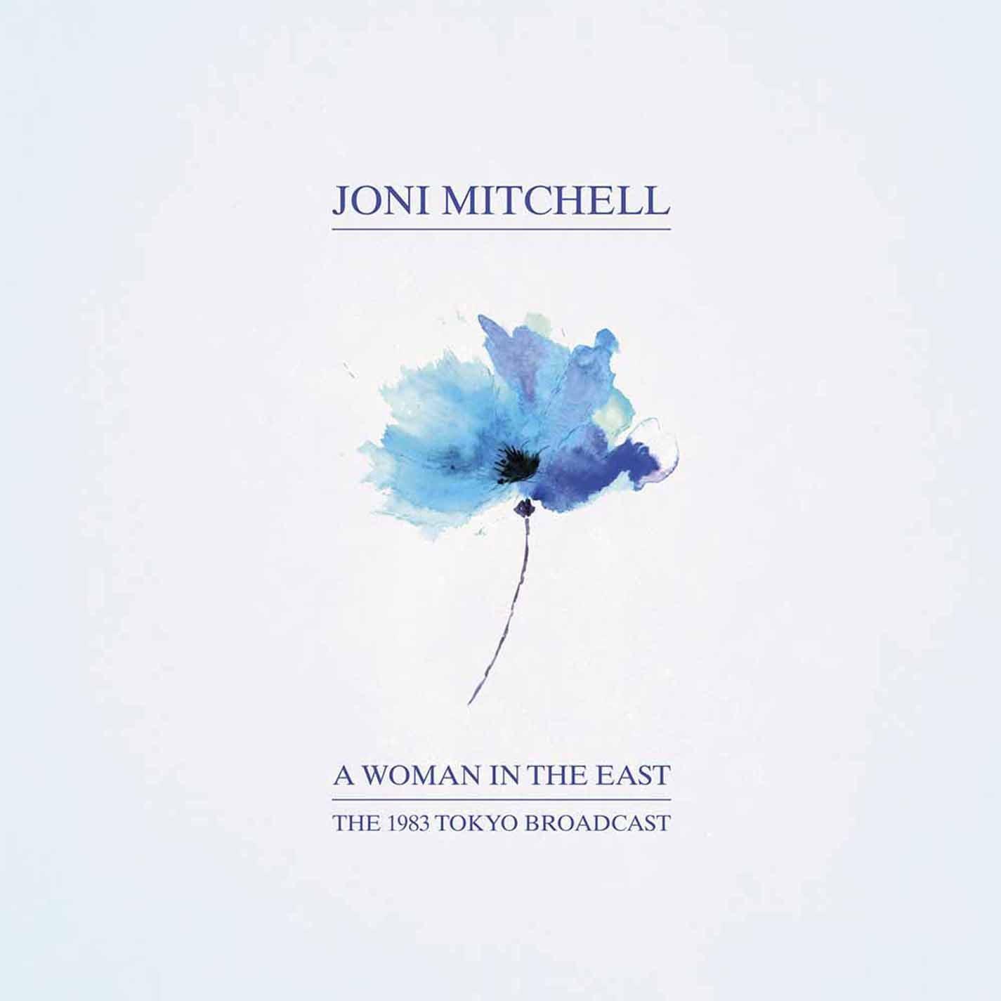 Copertina Disco Vinile 33 giri A Woman in the East [2 LP] di Joni Mitchell