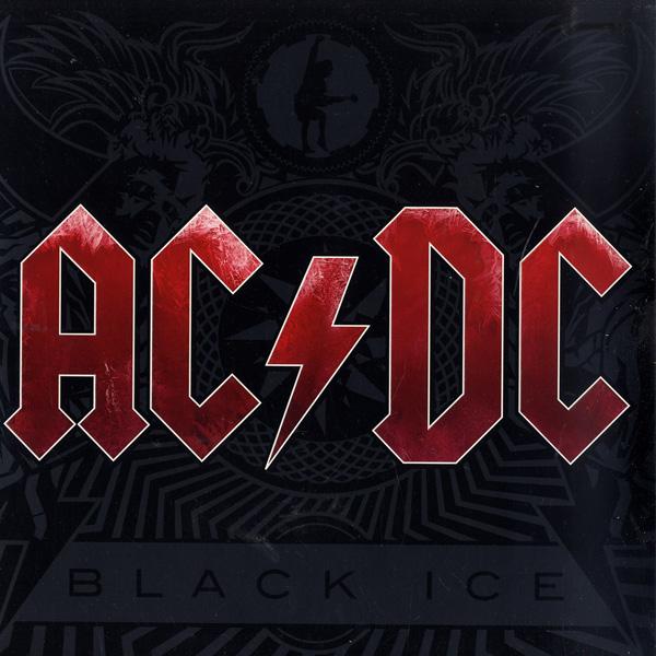 Copertina Disco Vinile 33 giri Black Ice [2 LP] di AC/DC