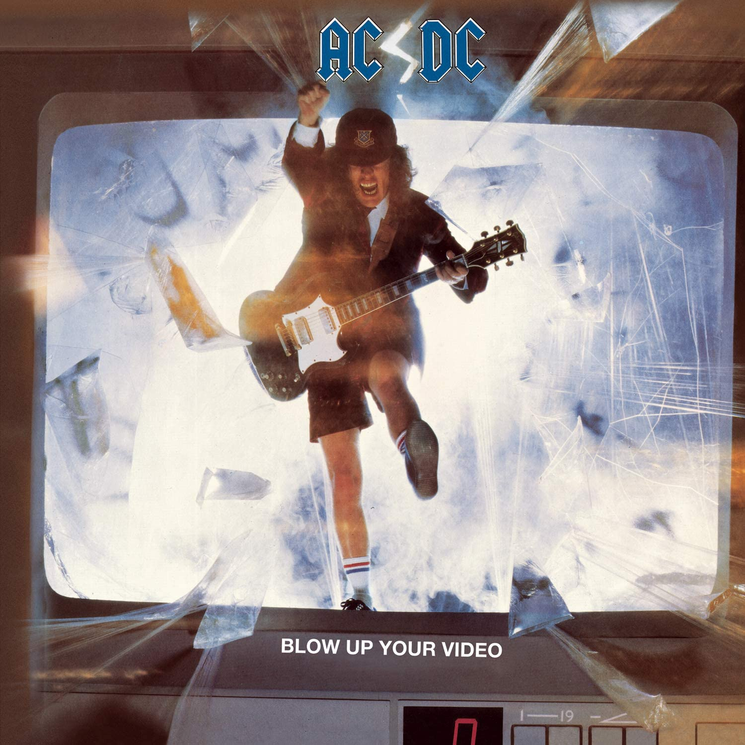 Copertina Vinile 33 giri Blow Up Your Video di AC/DC