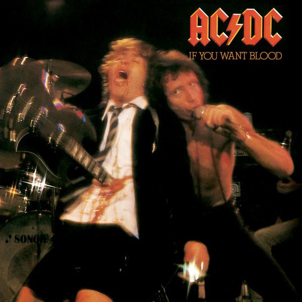 Copertina Disco Vinile 33 giri If You Want Blood You've Got It di AC/DC