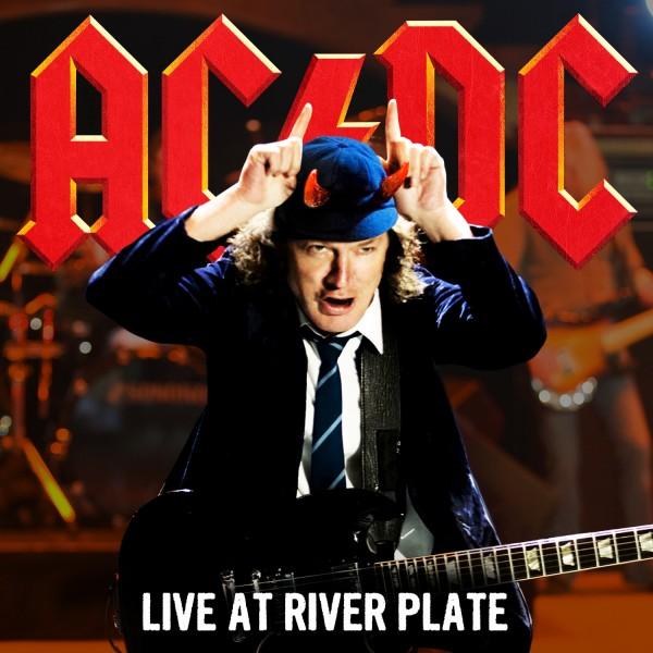 Copertina Disco Vinile 33 giri Live at River Plate [3 LP] di AC/DC
