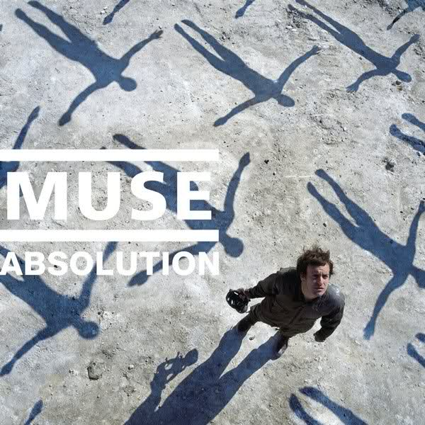 Copertina Disco Vinile 33 giri Absolution [2 LP] di Muse