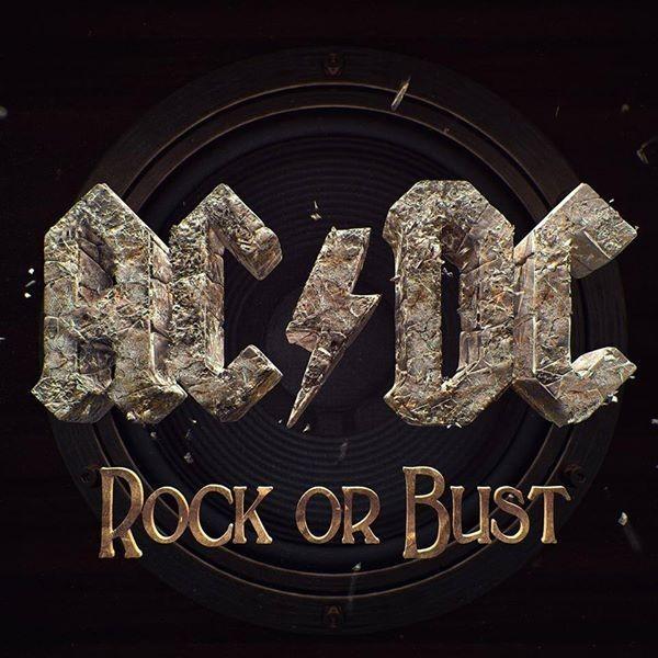 Copertina Disco Vinile 33 giri Rock or Bust [LP + CD] di AC/DC