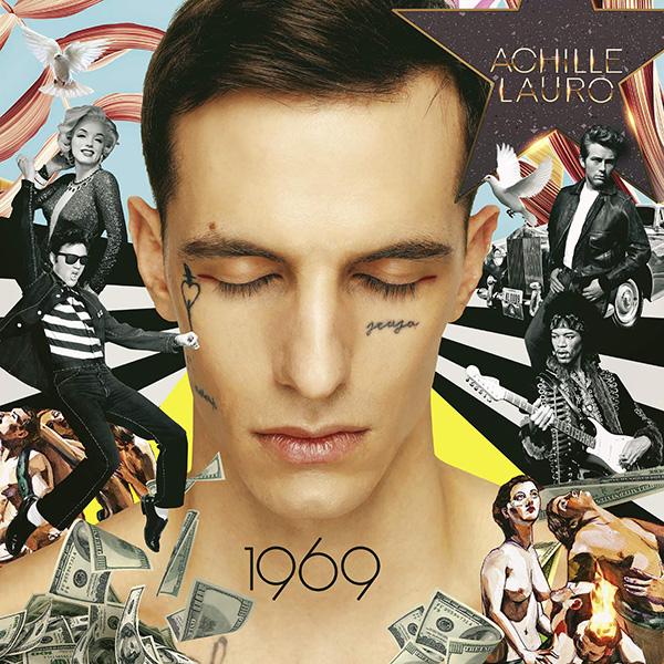Copertina Vinile 33 giri 1969 di Achille Lauro