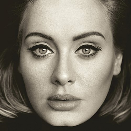 Copertina Disco Vinile 33 giri 25 di Adele