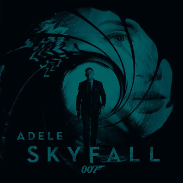 Copertina Disco Vinile 33 giri Skyfall [Singolo 45giri] di Adele
