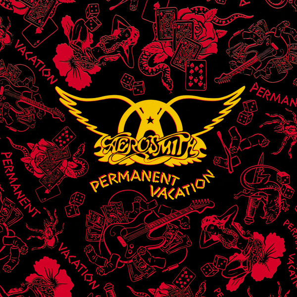 Copertina Disco Vinile 33 giri Permanent Vacation di Aerosmith