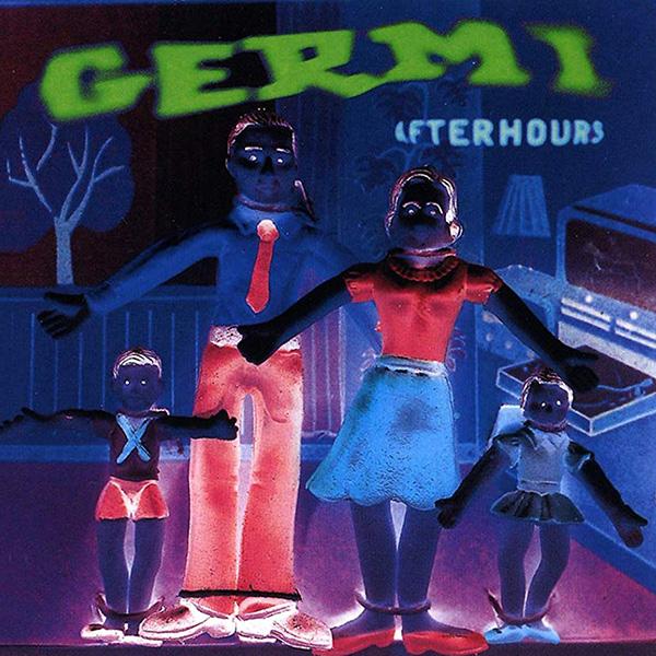 Copertina Vinile 33 giri Germi [2 LP] di Afterhours