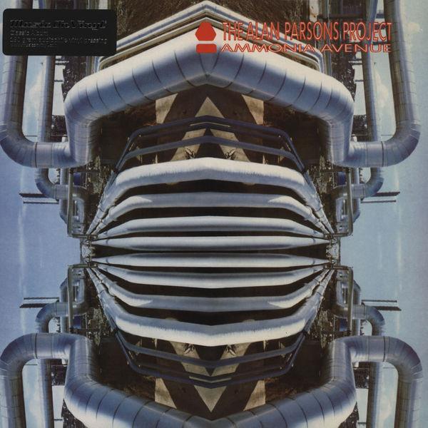 Copertina Disco Vinile 33 giri Ammonia Avenue di The Alan Parsons Project