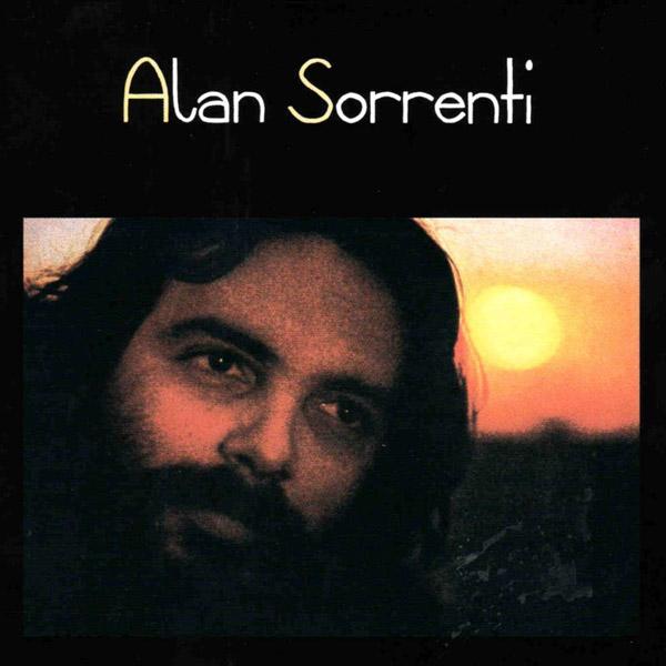 Copertina Vinile 33 giri Alan Sorrenti di Alan Sorrenti
