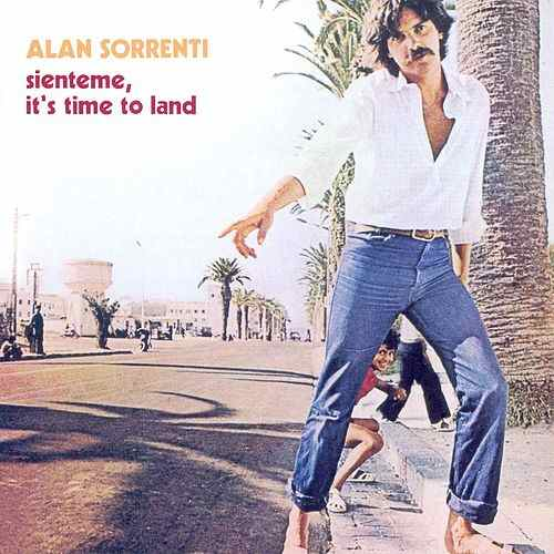Copertina Vinile 33 giri Sienteme, It's Time to Land di Alan Sorrenti