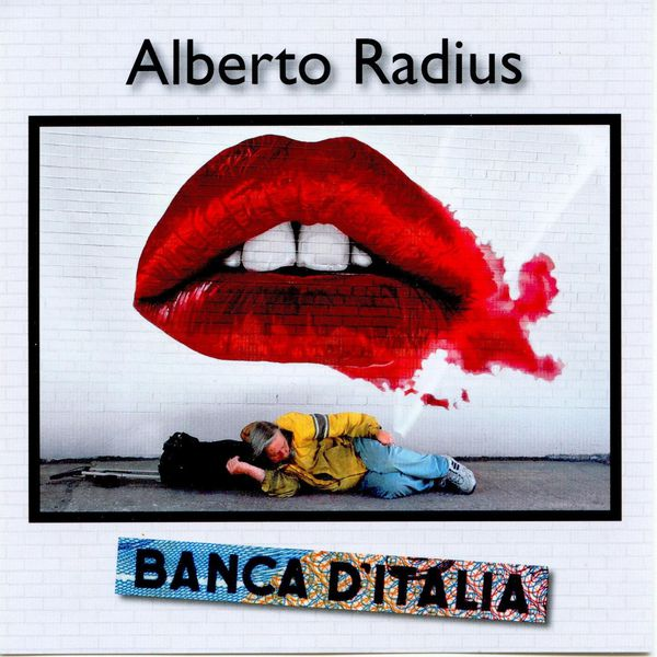 Copertina Disco Vinile 33 giri Banca D'Italia di Alberto Radius