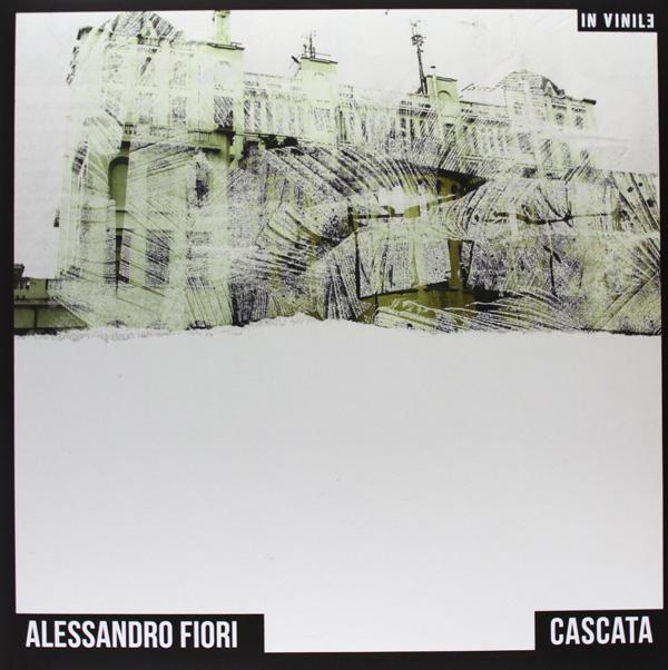 Copertina Disco Vinile 33 giri Cascata di Alessandro Fiori