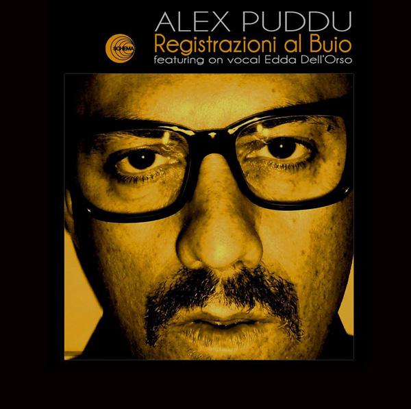Copertina Disco Vinile 33 giri Registrazioni al Buio [2LP + CD] di Alex Puddu