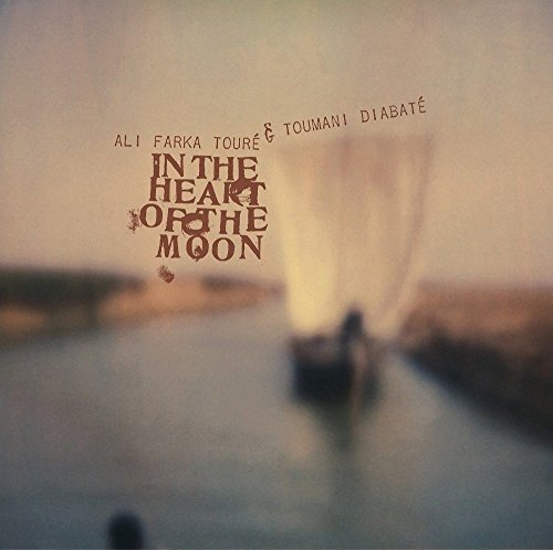 Copertina Disco Vinile 33 giri In The Heart Of The Moon [2 LP] di Ali Farka Touré
